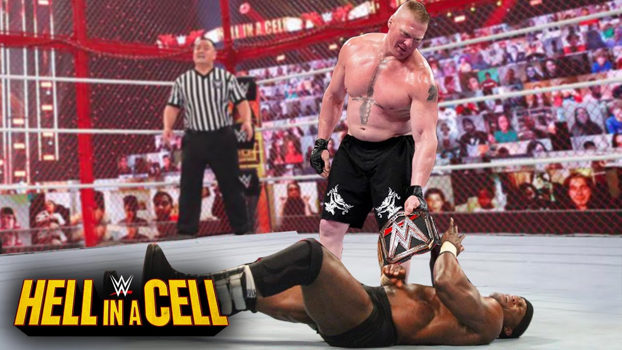 WWE Hell in a Cell 2021 WINNERS, SURPRISES & Full Results | Brock Lesnar | Highlights Predictions