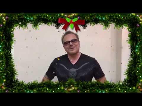 Поздравление зрителей телеканала TVMChannel от Владимира Преснякова