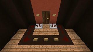 Как сделать ШПИОНСКИЕ ДВЕРИ в Minecraft 1.9 (Секретная комната)(Теперь проще простого сделать секретную комнату за шпионскими дверями! Покажи видео своим друзьям, пусть..., 2016-03-13T12:53:52.000Z)
