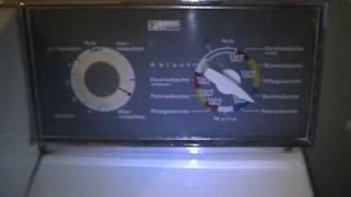 Miele Waschmaschine W 407 Part1