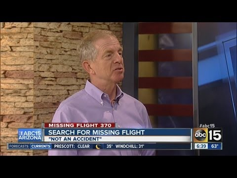 Retired pilot talks missing Malaysia Airlines flight 370