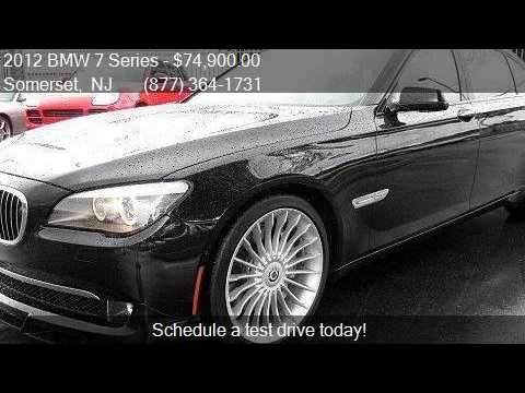 BMW Series Li XDrive Alpina B For Sale In Somerse YouTube - Bmw b7 alpina for sale