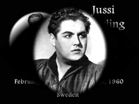 Immortal Music~ Pietro Mascagni ~ Jussi Björling