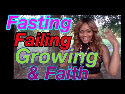 35 Day Spiritual Fast!.. Failing & Cravings🍔🍟