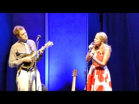 Yo Yo Ma, Goat Rodeo, Aoife ODonovan Angelina Hollywood Bowl 8 25 13