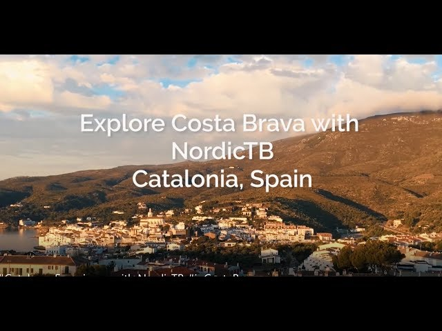 Enjoy the #CatalunyaExperience with NordicTB #inCostaBrava