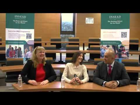 Inside INSEAD MBA Admissions