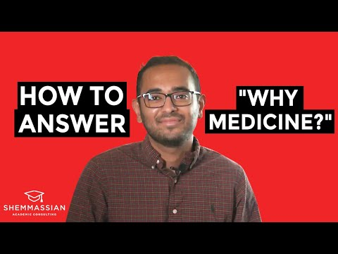 """How to Answer the """"Why Do You Want to Be a Doctor?"""" Medical School Interview Question"""