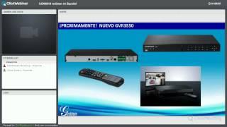 Webinar - Introducción al UCM61XX