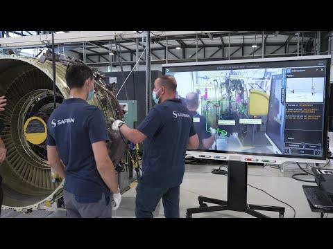 CampusFab, training for Industry 4.0 | Safran