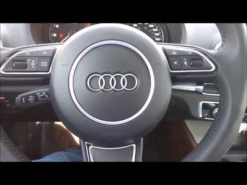 2016 Audi A3 Interior Review