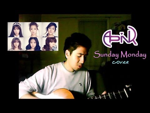 A Pink - Sunday Monday (cover)