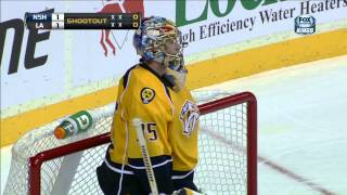 Shootout: LA Kings vs Nashville Predators