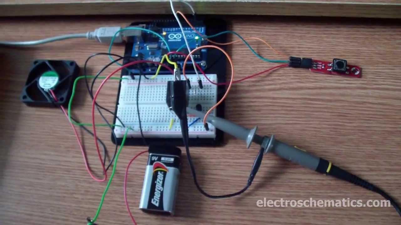 Arduino Control Relay