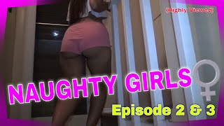 Catfight Bounty hunter
