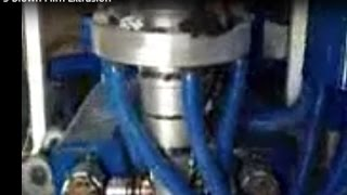 Blown Film Extrusion Process for Extrusion of LDPE | Blown Film Extrusion Machine Manufacturers