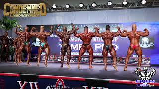 First Call Outs Open Bodybuilding 2019 IFBB Pro. League Tampa Pro
