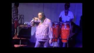 Kingly T live at More Love Reggae Bash 2013