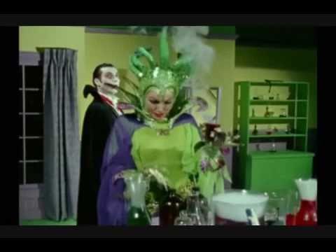 JULIE NEWMAR Ultra Witch vs Dracula