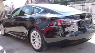Nová Tesla Model S 90D 2017