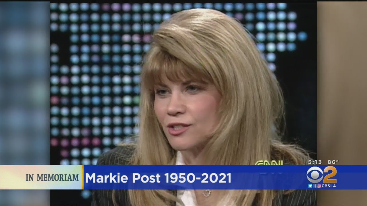 Markie Post, Who Was Known For Her Role On 'Night Court,' Has ...