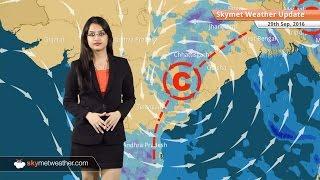 Weather Forecast for Sep 29: Rains in Odisha, Chhattisgarh, Chennai, dry in North India