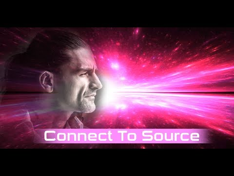 Connect to Source Energy FAST (JERRY SARGEANT) Relaxation, Focus, Wisdom & Transformation