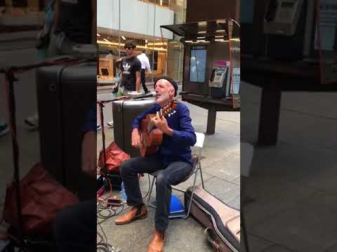 Jugni Ji - Alif Allah By Foreign Street Singer - Amazing Voice