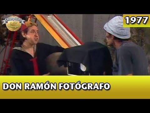 El Chavo | Don Ramón fotógrafo (Completo)
