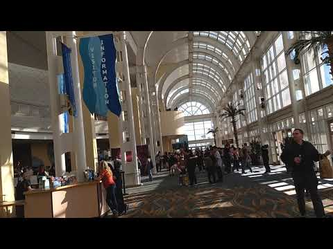 Long Beach Comic Expo 2018: Convention Center Walk