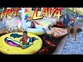 THE POOL IS LAVA CHALLENGE Mp3