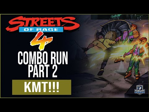 STREETS OF RAGE 4 FULL STAGE COMBO RUN PT 2 |