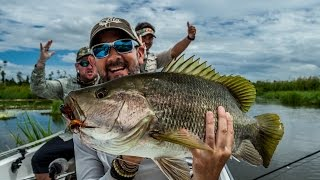 GEOBASS Season 2:  Black Bass in Papua New Guinea by Costa Sunglasses