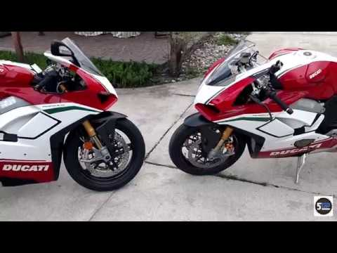 Riding my new Ducati Panigale V4 Speciale for the first time!!