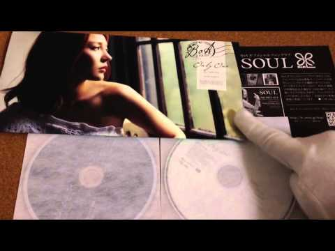 """Unboxing- BoA """"Only One"""" Japanese ver.(Limited Edition CD+DVD)"""