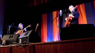 Andy Irvine with Paul Brady