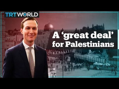 Social media reactions to Kushner's comments over Trump's Middle East plan