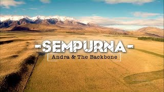 Andra & The Backbone - Sempurna