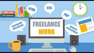 How  freelance web designers get paid?How to Learn Web design ? How to Earn ? Web Course Details .