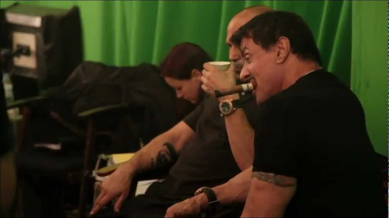 the expendables 2 featurette official [hd 1080] - sylvester stallone