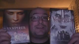 Video RobVlog - Unboxing the DVDs of Vampires: Los Muertos download MP3, 3GP, MP4, WEBM, AVI, FLV November 2017
