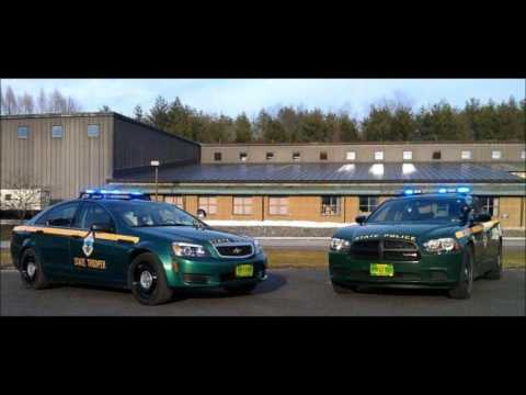 Vermont State Police Car Showcase - Spring Special