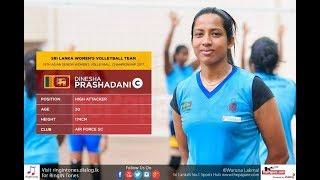 Dinesha Prashadani - Captain (Sri Lanka Senior Women