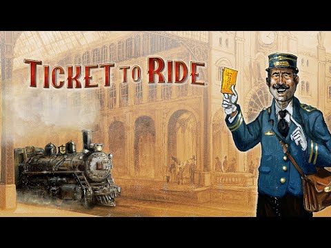 Ticket to Ride - a winner is me? |