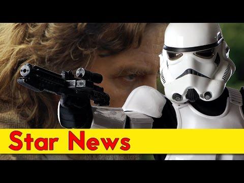 STAR NEWS: Rogue One, Pinewood Studios i tytuł E8!