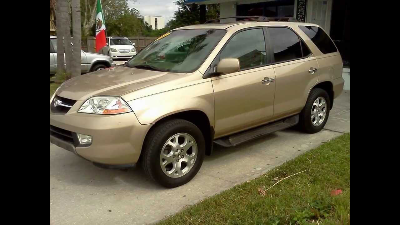 2002 acura mdx gold clean loaded suv luxury suv no luxury price youtube