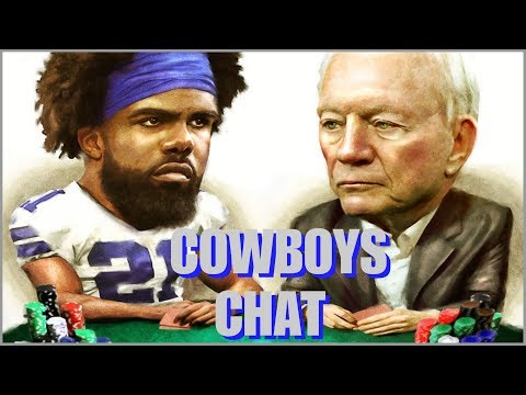 COWBOYS CHAT: Training Camp Day 4; Offense Vs. Defense; Injuries; Vet Days; Travis Frederick SPEAKS!