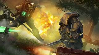 Первый взгляд Warhammer 40,000: Gladius - Relics of War [Beta]