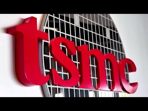 TSMC sees chip shortage lasting into 2022, books solid profit