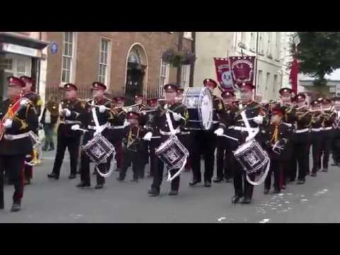Apprentice Boys Parade 2015 Londonderry